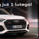 Audi City Płock czynne od 1 lutego!